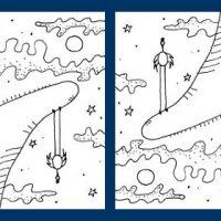 無重力なとり(2005/L版x2)
